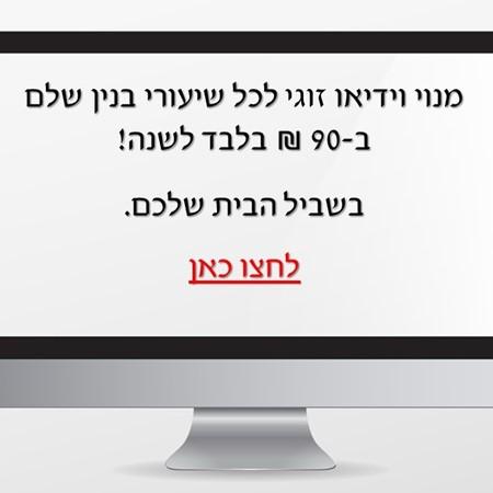 מנוי וידאו