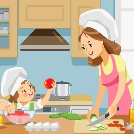 שיתוף הילדים בבית